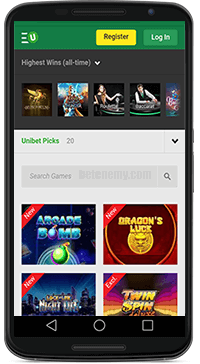 unibet-mobile-section-with-games