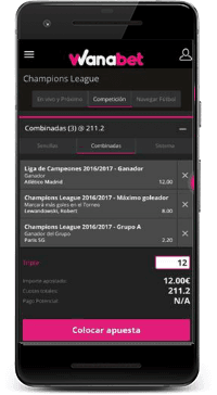 Wannabet Android Play 2