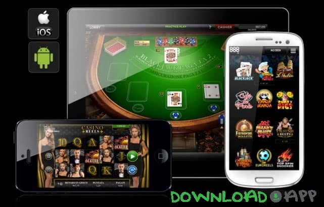 888 Casino App Download Android
