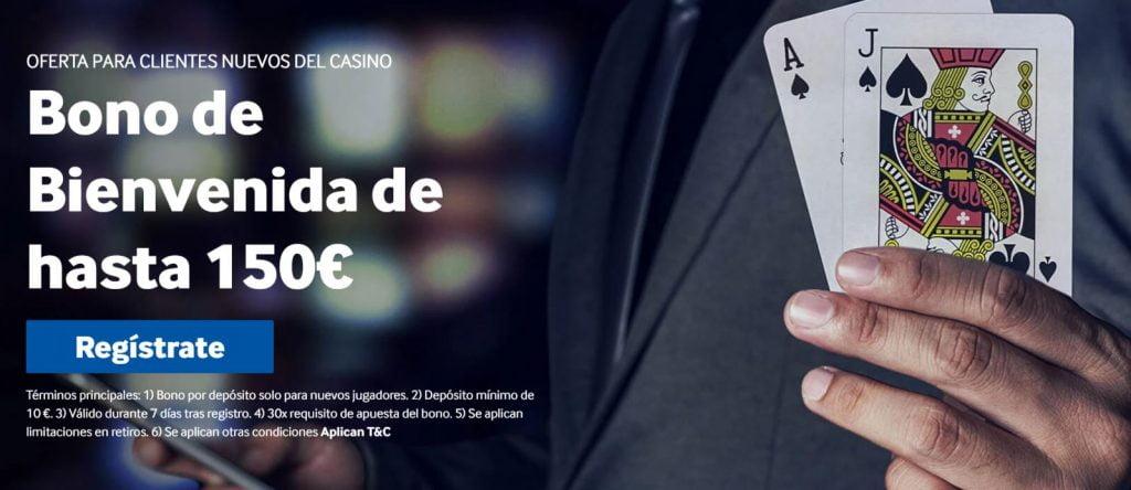 bono betway casino nuevo